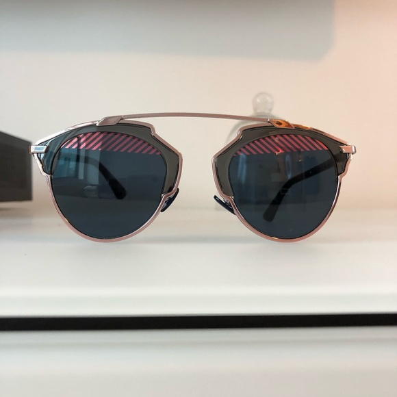 9740c694faa0 Christian Dior Accessories - Dior So Real sunglasses